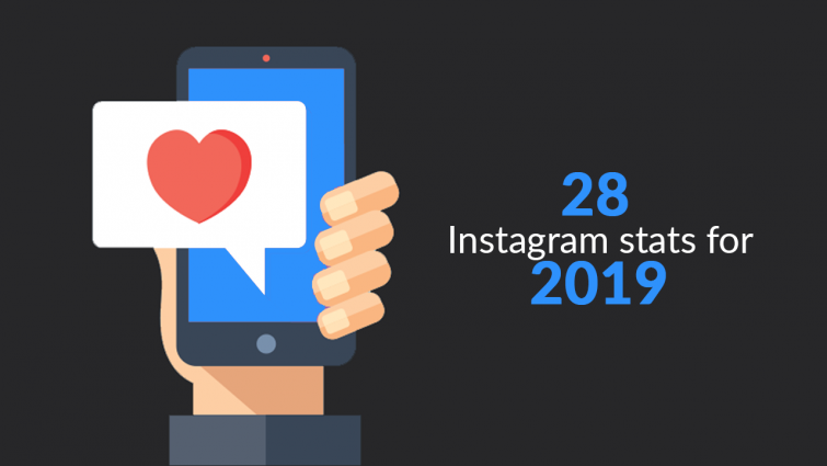 28 Instagram Stats for 2019