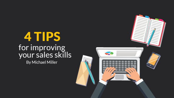 4 Tips for Improving Your Sales Skills
