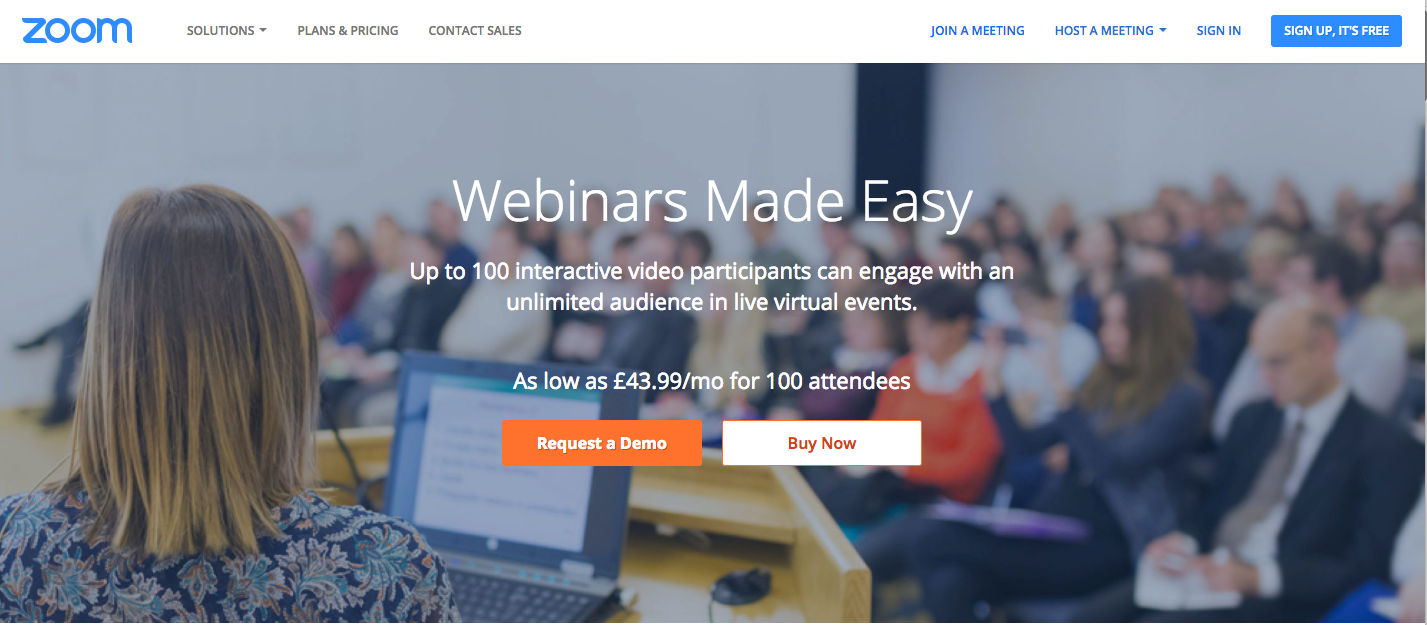 The Best Webinar Platforms This Year – The Ultimate List
