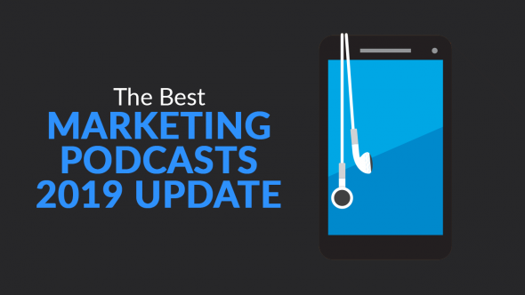 The Best Marketing Podcasts Available on iTunes, Spotify and More!