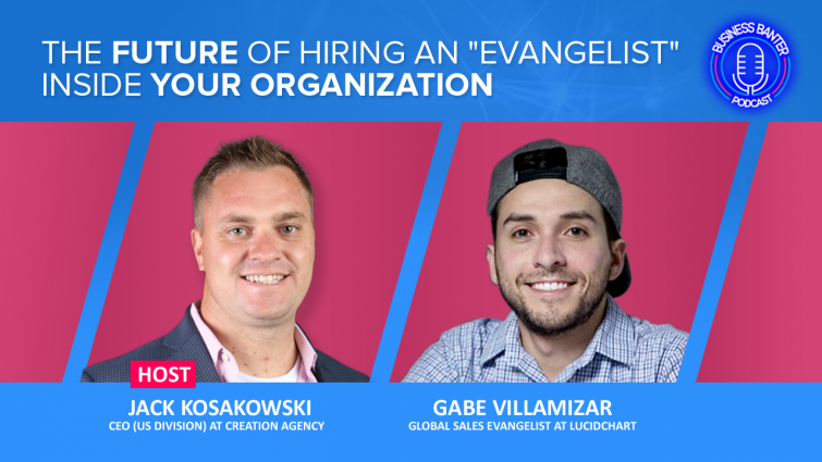 """The Future Of Hiring An """"Evangelist"""" Inside Your Organization"""