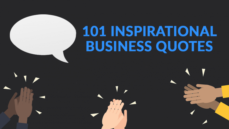 101 Best Inspirational Business Quotes