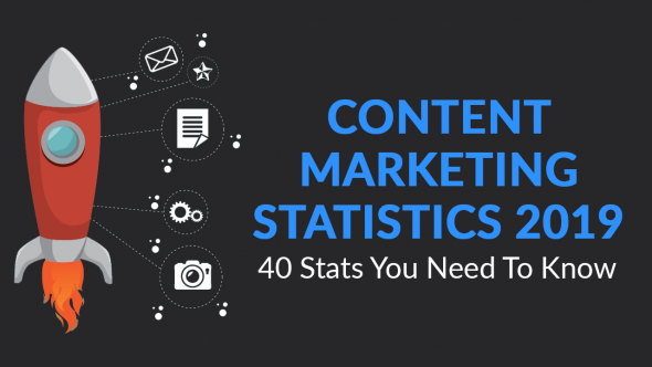 Content Marketing Statistics 2019: 40 Stats You Need To Know