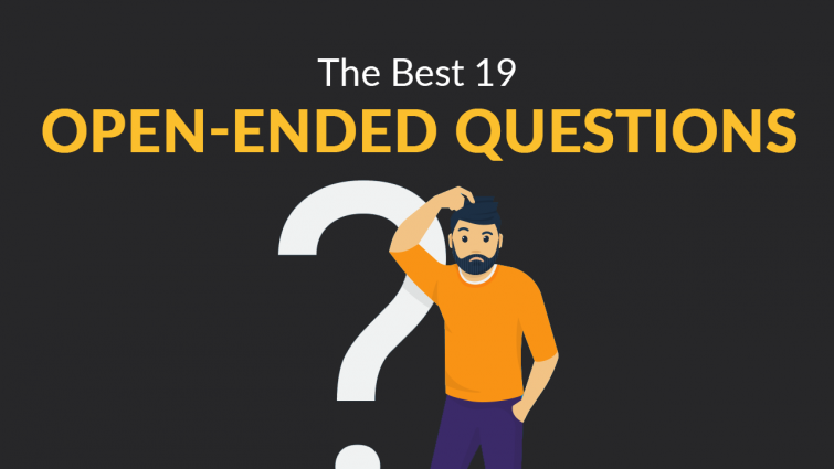 The Best 19 Open-Ended Questions