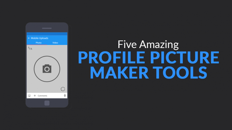 5 AMAZING Profile Picture Maker Tools