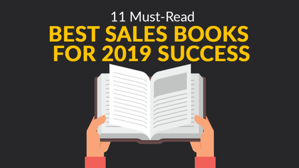 11 Must-Read Best Sales Books for 2019 Success