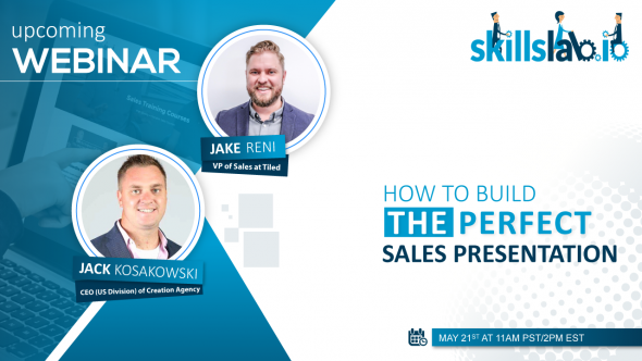 How To Build The Perfect Sales Presentation