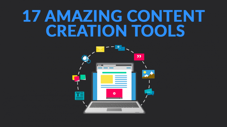 17 Amazing Free Content Creation Tools