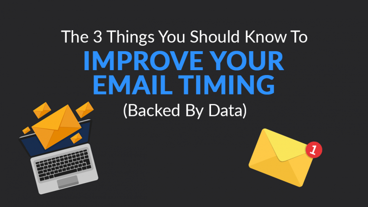 The 3 Things You Should Know to Improve Your Email Timing