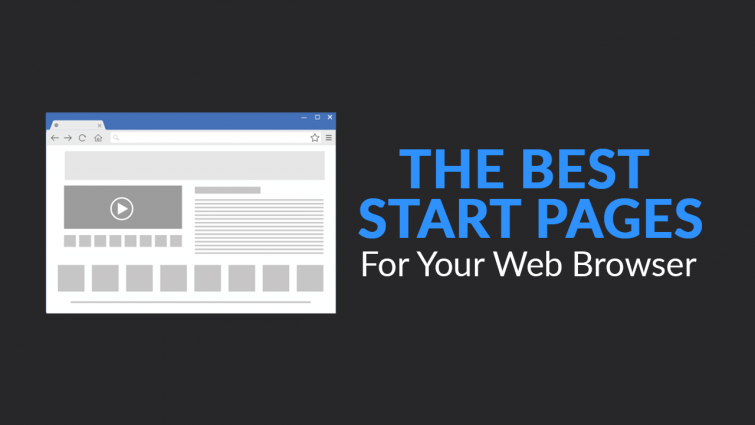 The Best Start Pages for Your Web Browser | SkillsLab